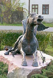 PEGASUS MONUMENT OF 1956 REVOLUTION - KISOROSZI 2006_2