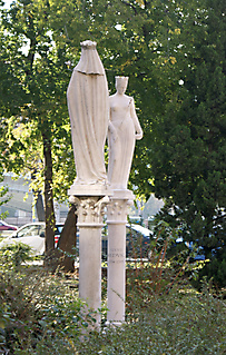 St KINGA AND St HEDVIG - BUDAPEST 2002_2