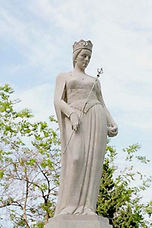 St KINGA AND St HEDVIG - BUDAPEST 2002_3