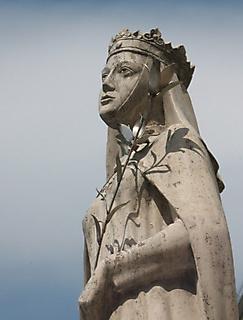 St KINGA AND St HEDVIG - BUDAPEST 2002_4